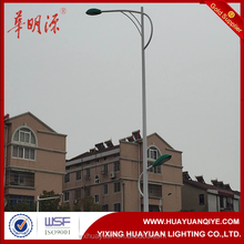 Energy savers outdoor steel conical residential light poles