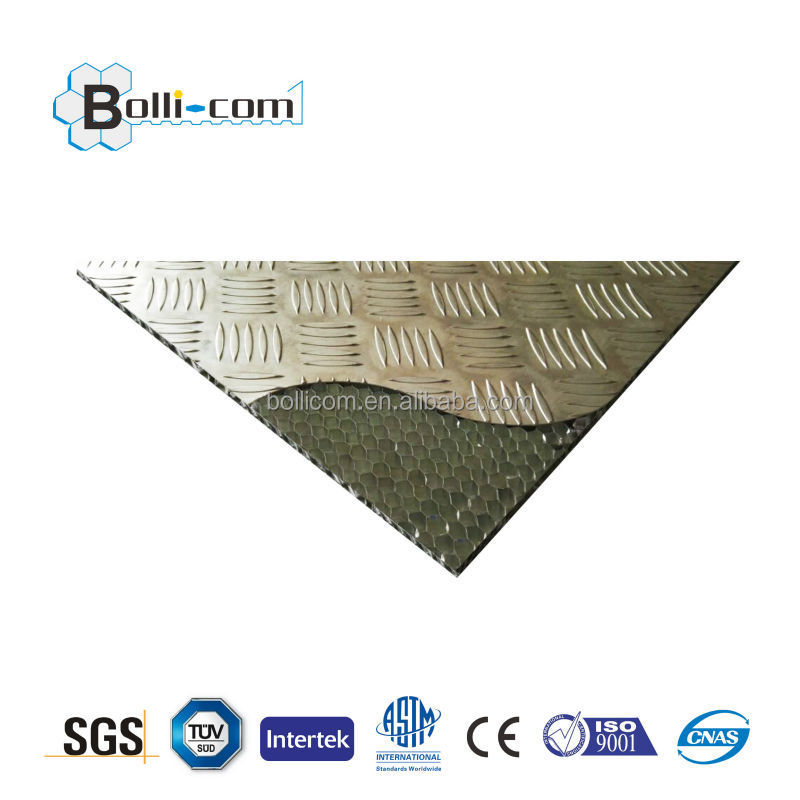 Aluminium Honeycomb Panel enclosed trailer materials
