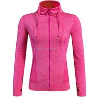 Warm long sleeve OEM Zipper Jacket, made in China