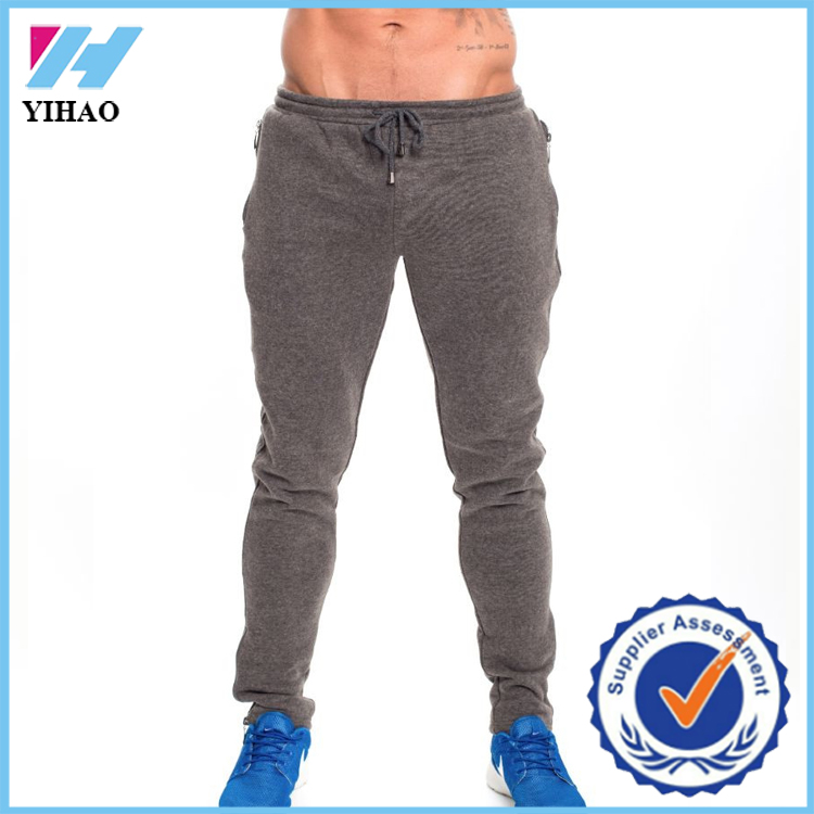 New 2016 Gasp/Golds Gym Fitness Long Pants Men Outdoor Casual Sweatpants Baggy Jogger Trousers Fashion Fitted Bottoms