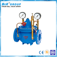4 inch diaphragm safety water pressure reducing valve