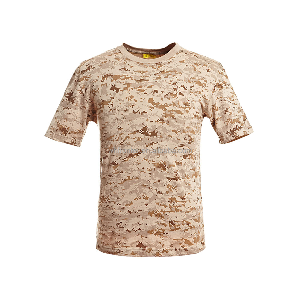 Manufacturers digital wholesale military t shirt buy for T shirt suppliers wholesale
