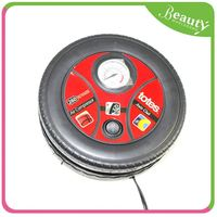 H0T435 12V best quality mini portable car air compressor tire inflator