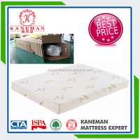 Hot selling cheap double size memory foam mattress