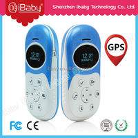 Children and Elderly Small person gsm tracking gps navigator