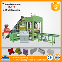 interlocking pavers price QT6-15 interlocking concrete block machine/interlocking cement block machine