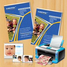 magnetic inkjet photo paper