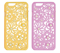 Lovely and cute hollow cool summer protective case for Iphone6/6s