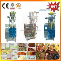 automatic tomato paste pouch packing machine