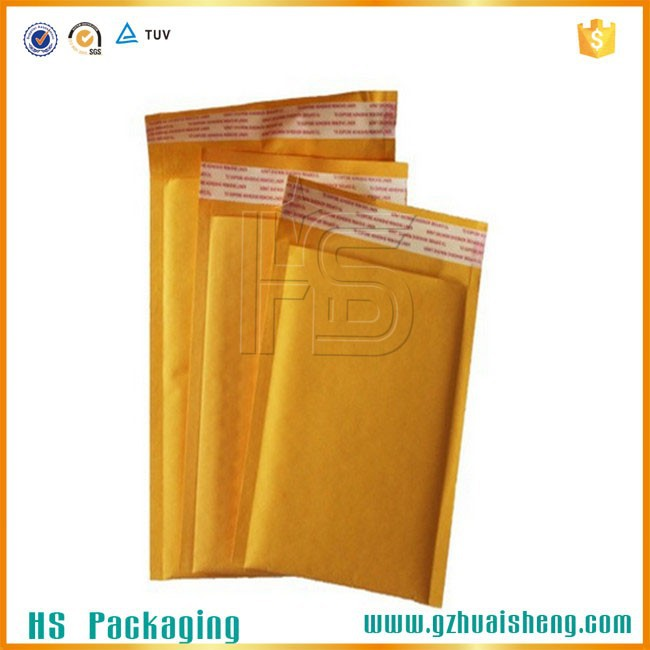 Shipping Mailing Bags Paper Bubble Padded Envelopes For Wholesale