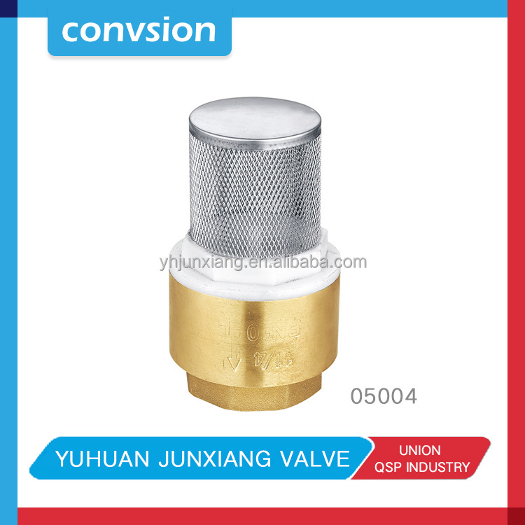 Wholesales manufacturer price brass bendix foot brake valve NPT threaded 1/2'' 3/4'' 1''2'' 3'' 4''