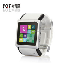 Wholesale China 3.0 MP Camera WIFI GPS YQT Waterproof 3G Android Smart Watch Phone