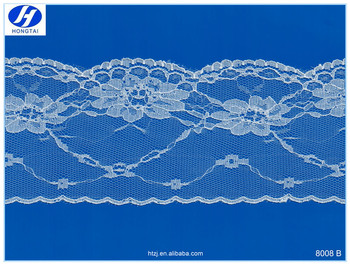 Hongtai lace trim guangzhou tokay lace wholesale embroidery lace fabrics