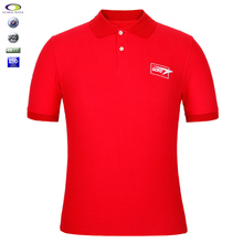 New Design Polo T Shirt 100% Cotton With Embroidery Logo Design