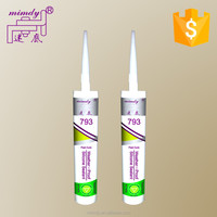 closed cell waterproof silicone sealant for wood