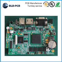 94v0 1oz copper circuit board Manufacturers mouse pcb supplier