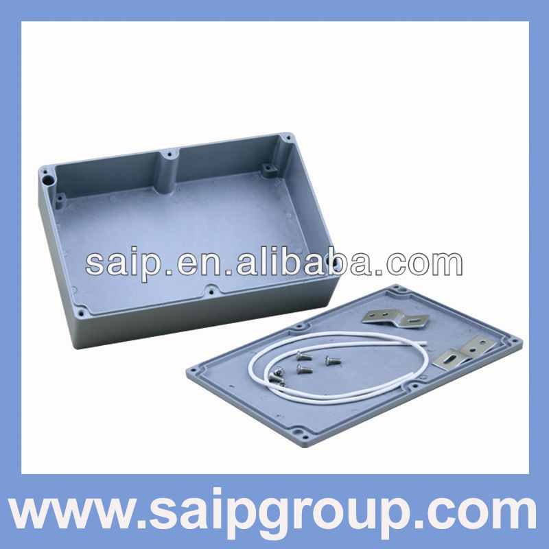 yueqing saip aluminum waterproof outdoor electrical junction box plastic SP-AG-FA5 IP67
