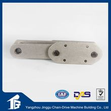 Conveyor chain for palm paper oil mill making