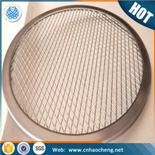 Anodized aluminum mesh 10 inch Aluminum pizza screen