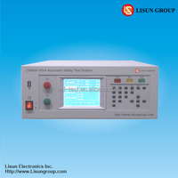 Lisun LS9934 AC/DC withstand voltage test for Withstand Voltage (ACW), Insulation Resistance (IR), Ground Resistance (GR)