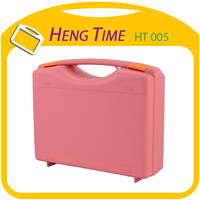 Plastic Home Projects Bag in Pink