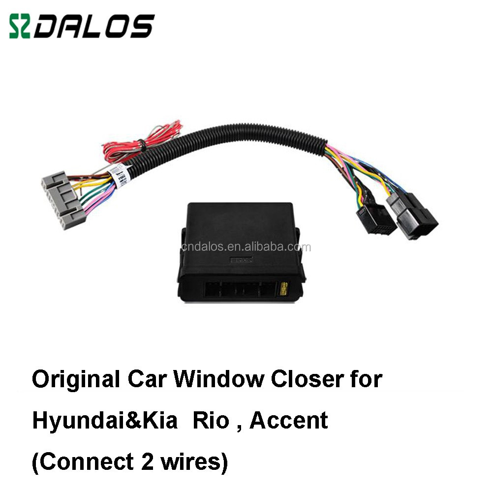 Wholesale original cars 4 doors car window closer for plug and play