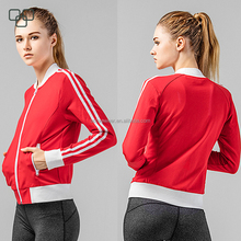 Private label Fitness Wear Activewear Wholesale Ladies long coats and jackets woman