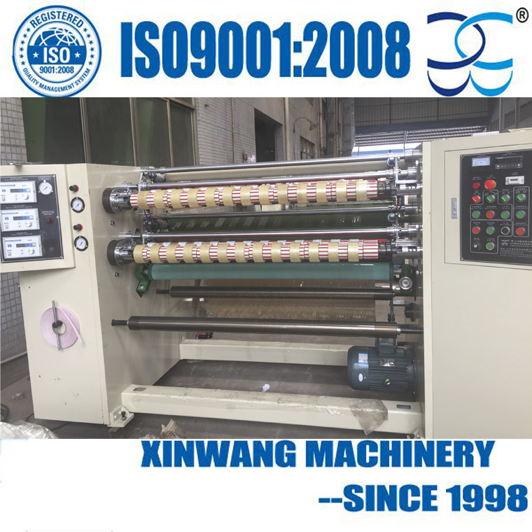 Adhesive Tape Slitting and Rewinding Machine Professional Manufacturer Since 1998