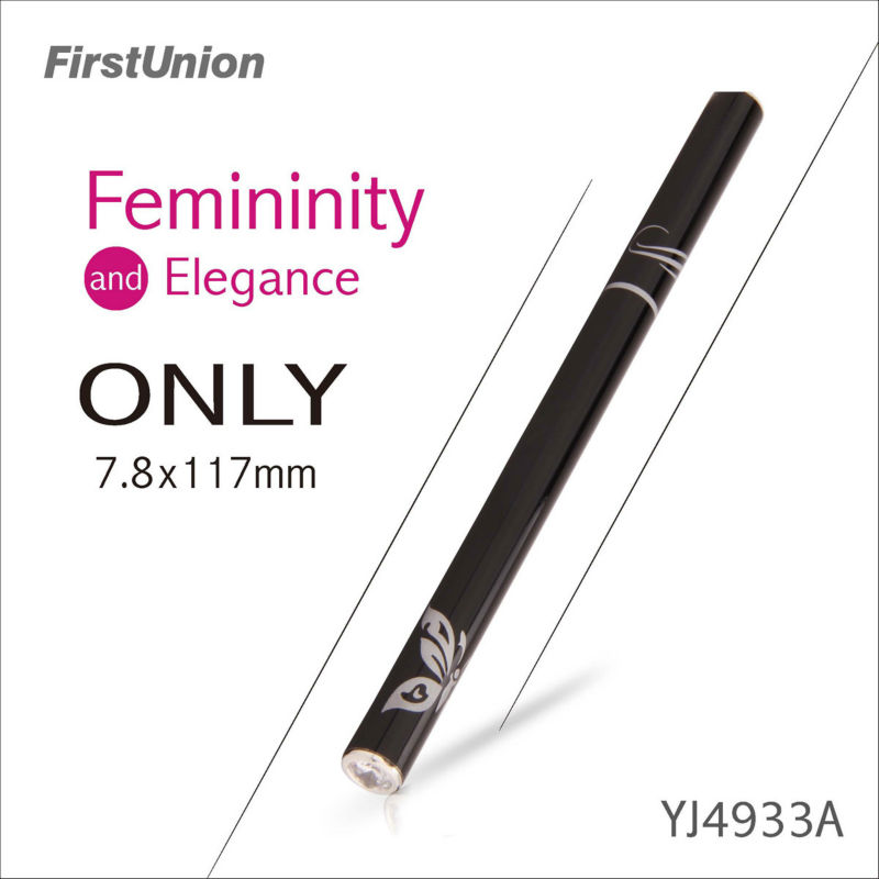 Firstunion wholesale long and thin e cigarette YJ4933A shen zhen e cigarette