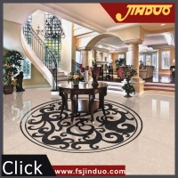 Foshan high gloss 800x800 hall floor tiles patterns