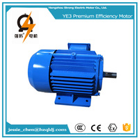 220v 2kw 3 phase induction electric generator ac motor for blower, exhaust fan