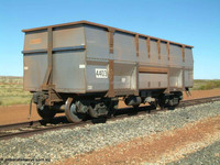 professional advanced scale ho railway model- freight car