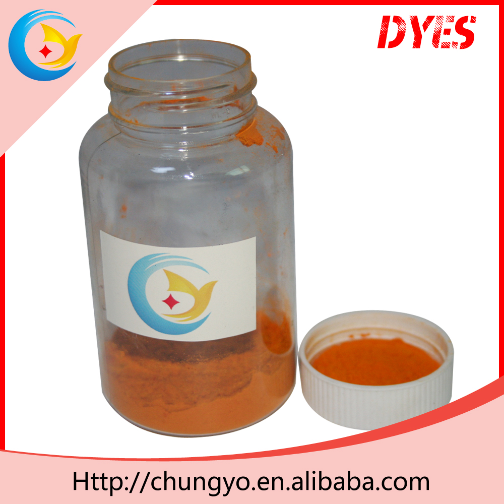 Industry Grade Direct Dyes Direct Orange 34 for Silk Use