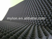 high quality wave sound absorbing PU sponge for building
