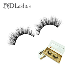 Clear Band Private Label Mink Eyelashes 3d Mink Lashes