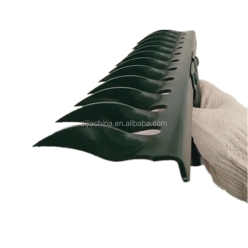 carbon steel garden claw rake heads for sale
