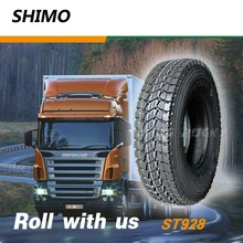 ST928 radial truck tyre 1020 china tyre in india
