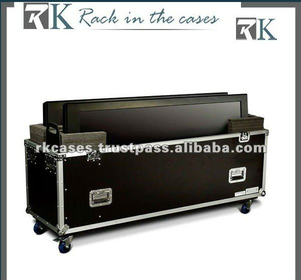 RK plasma tv case,for 42inch ,50 inch plasmas ,road cases