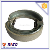 powerful Chinese motorcycle parts JH125 motorcycle brake shoes for Jialing motorcycle