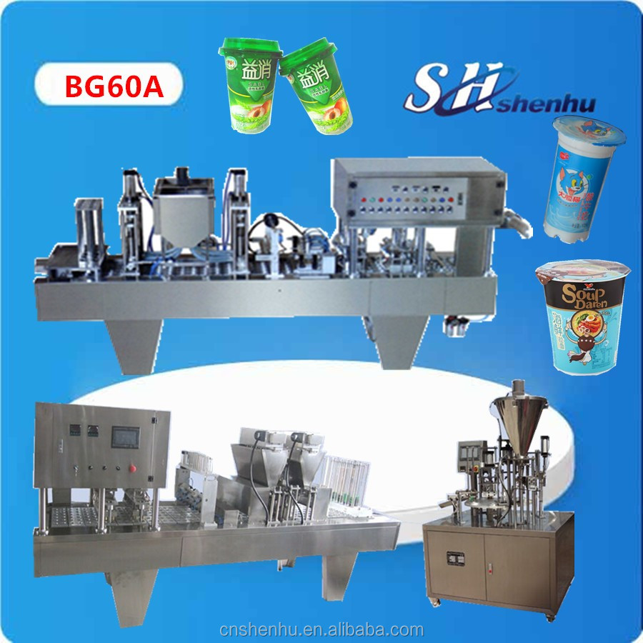 China original hot starbucks coffee capsulefillingsealing machine CE standard 1 years warrantee