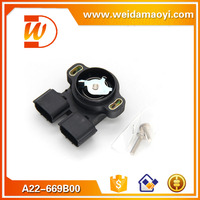 Car parts Throttle Position Sensor OEM A22-669B00 for NISSAN Maxima Altima