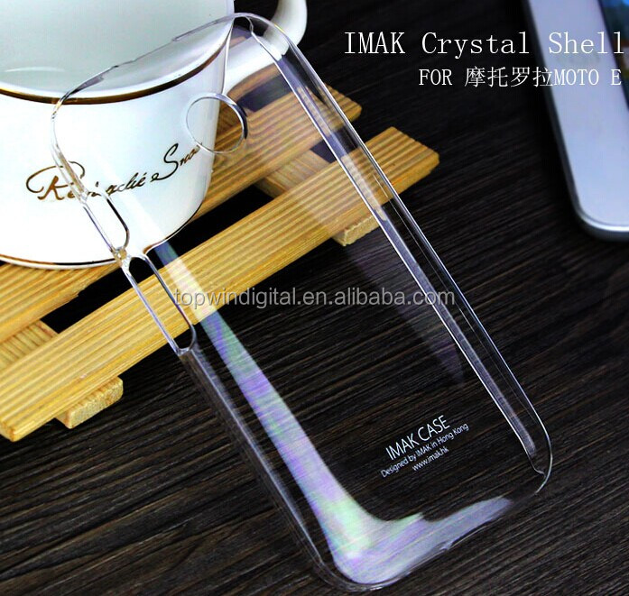 Imak Wing 2 Ultra-thin Nook Crystal Case For Moto E