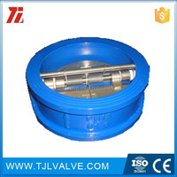wafer dual plate check valve(Well sell)
