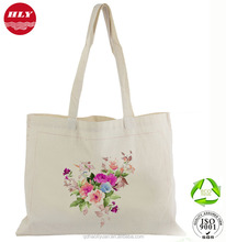 Eco Natural 100% Cotton bag For Promotion 2017