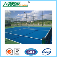 Hot sale acrylic acid sport flooring for basketball