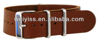 Fits All Watches 18mm Leather Watch Band Strap