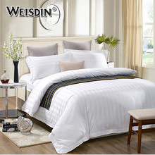 60s king size hotel bed linen duvet cover set bedding set 100% cotton bed sheet set