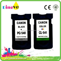 alibaba discount printer cartridges PG540 CL541 for canon ink cartridge