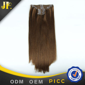 Wholesale no tangle no shedding clip in human hair