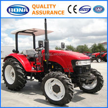 Low cost 4 wheel 60hp farm tractors massey ferguson used